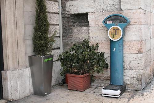 Street artifact