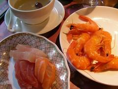 欣葉日式料理中山店 - 第三盤