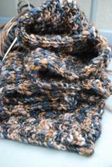 Scrunchable scarf 2