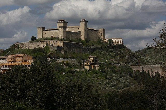 spoleto castle