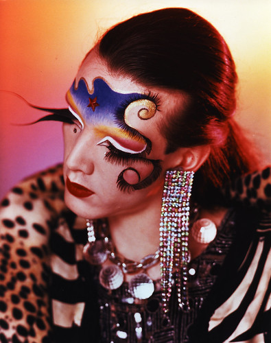 Make-up artist, Kabuki