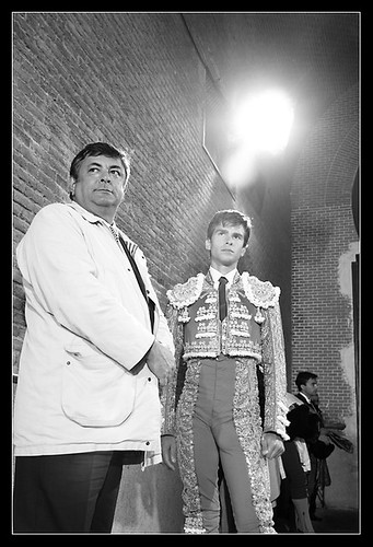 Eduardo Gallo y Pablo Chopera