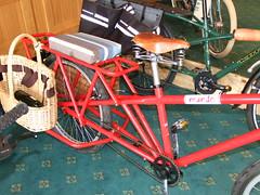 Mundo - a heavy duty longtail cargo bike