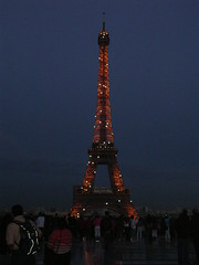 *City of Light* (davidezartz) Tags: world city travel blue light red sky people orange brown white black paris france to