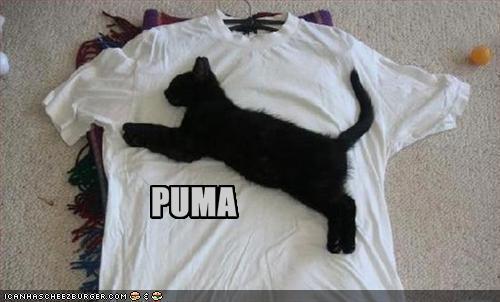 Faux t-shirt Puma