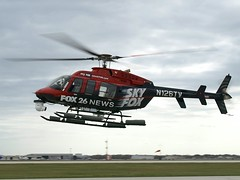US Helicopters Inc (dba KRIV FOX 26 News Houston) Bell 407 N126TV (MDLPhotoz) Tags: news geotagged us airport general bell aircraft aviation flight houston aeroporto helicopter vehicles civil fox vehicle helicopters 407 flughafen aeroport inc vtol aerodrome specialevents hou rotorcraft hobbyairport skyfox kriv fox26 khou n126tv williamphobby whirleybirds mdlphotoz