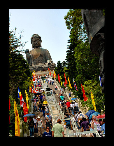 Tian Tan Buddha / Big Buddha