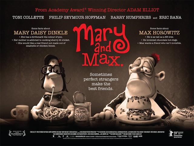MaryandMaxposter