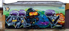 Zade JKR (COLOR IMPOSIBLE CREW) Tags: chile graffiti heavy weight hw zade quilpue 2011 jkr fros belloto