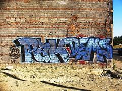 pak dems (ExcuseMySarcasm) Tags: urban streetart art graffiti grafiti graf detroit graffito dems pak throwup graffitis aks fbsk
