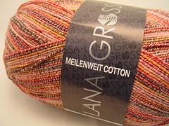 Lana Grossa Meilenweit Cotton