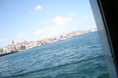 Irgendwo zwischen Europa und Asien (PQz) Tags: turkey türkiye istanbul türkei İstanbul istambul turquia galata karaköy goldenhorn haliç goldeneshorn cornodeouro ΧρυσόνΚέρας