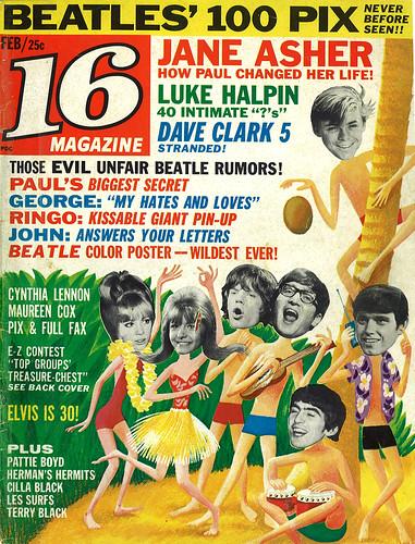 16 Magazine: Feb