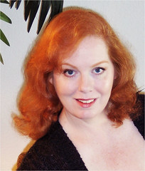 Valerie (TexasValerie) Tags: woman smile redhead