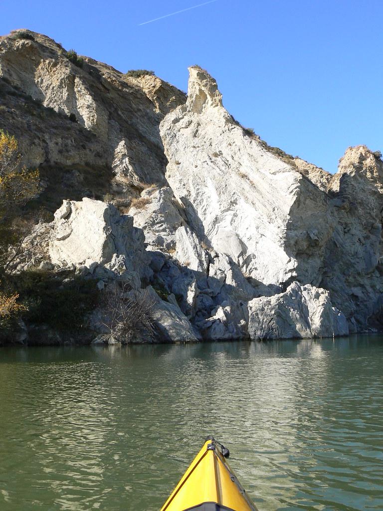 Río Aragón con el Arga en Otoño 010