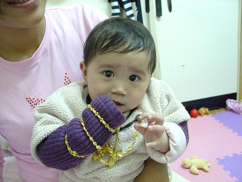 20070113 穿衣戴銀小夏皮
