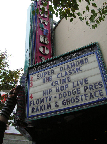 sock and showbox sign