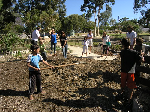 Lockridge Community Garden