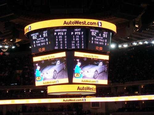 Warriors vs. Heat
