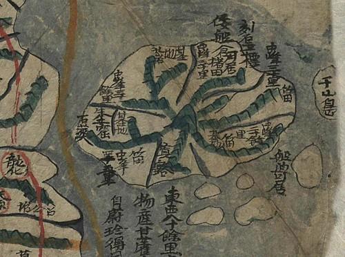 Donggyeong San-cheon - Ulleungdo 2