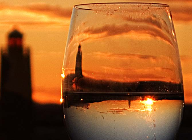 glass-sunset