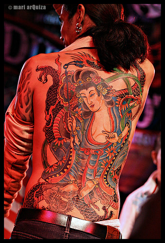 The Philippine Tattoo Xpo December 15, 2007