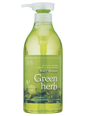 SM_GreenHerb_BodyShower