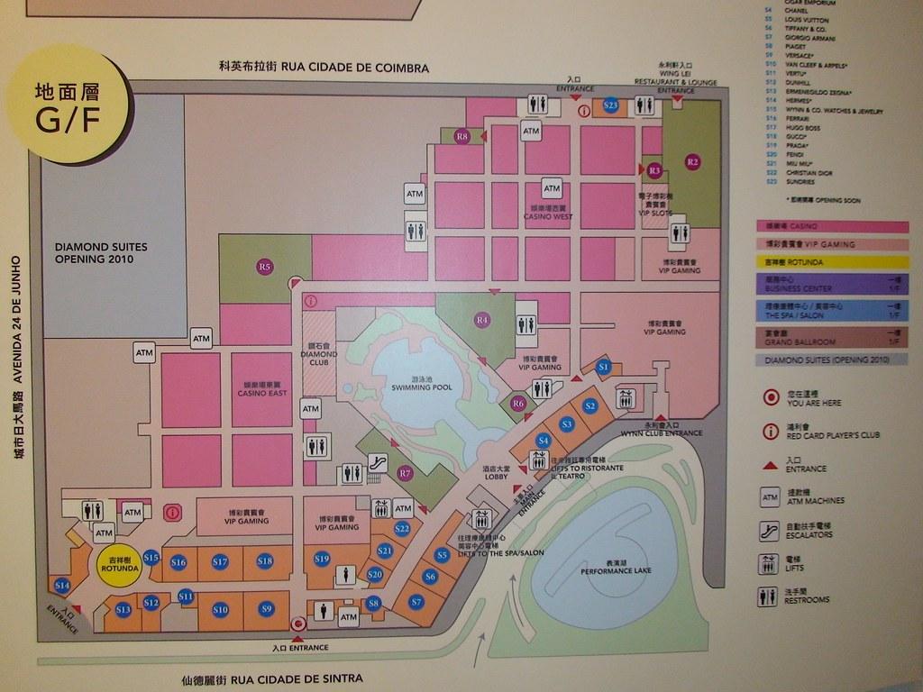 Venetian hotel macau floor plan gurus floor for Venetian floor plan
