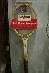 僕が初めて買ったラケットだ! / my first racket