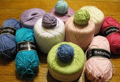 Baby Hat Yarns