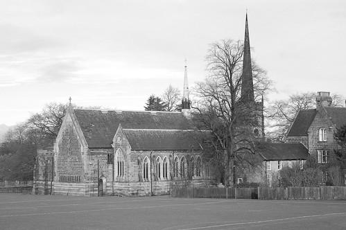 10th January: school chapel