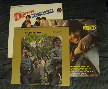 LP The Monkees