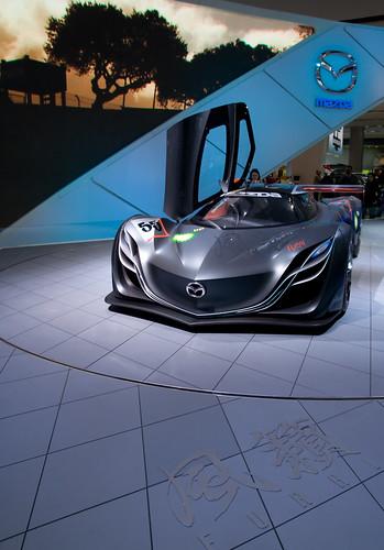 Mazda Furai концепт фото