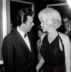 Jose & Marilyn, Golden Globes 1962 (kekyrex) Tags: marilynmonroe josebolanos goldenglobes1962