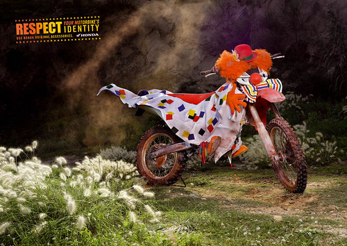 Clown Bike
