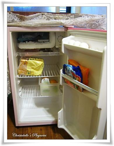 八番坑&41民宿 蘭花房冰箱