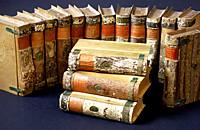 Xilotecas, libros en madera