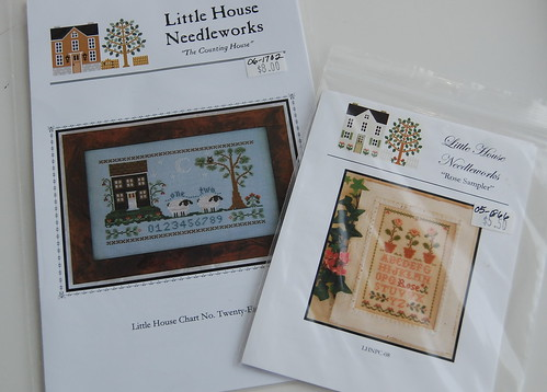 New LHN's from Brick City Cross Stitch in Ocala