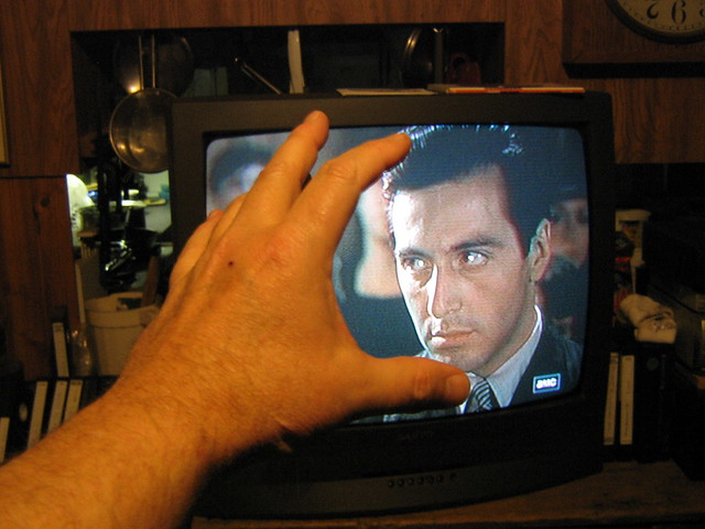 I Crush Michael Corleone's Head by My Congress Of Wonders