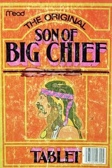 Son of Big Chief tablet