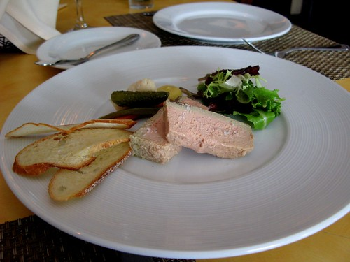 Farmhouse Cafe Chicken Liver Mousse