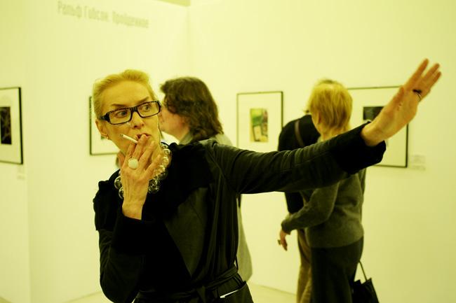 Ольга Свиблова. 20.03.2008