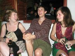 Ruth, Martin, and Olivia