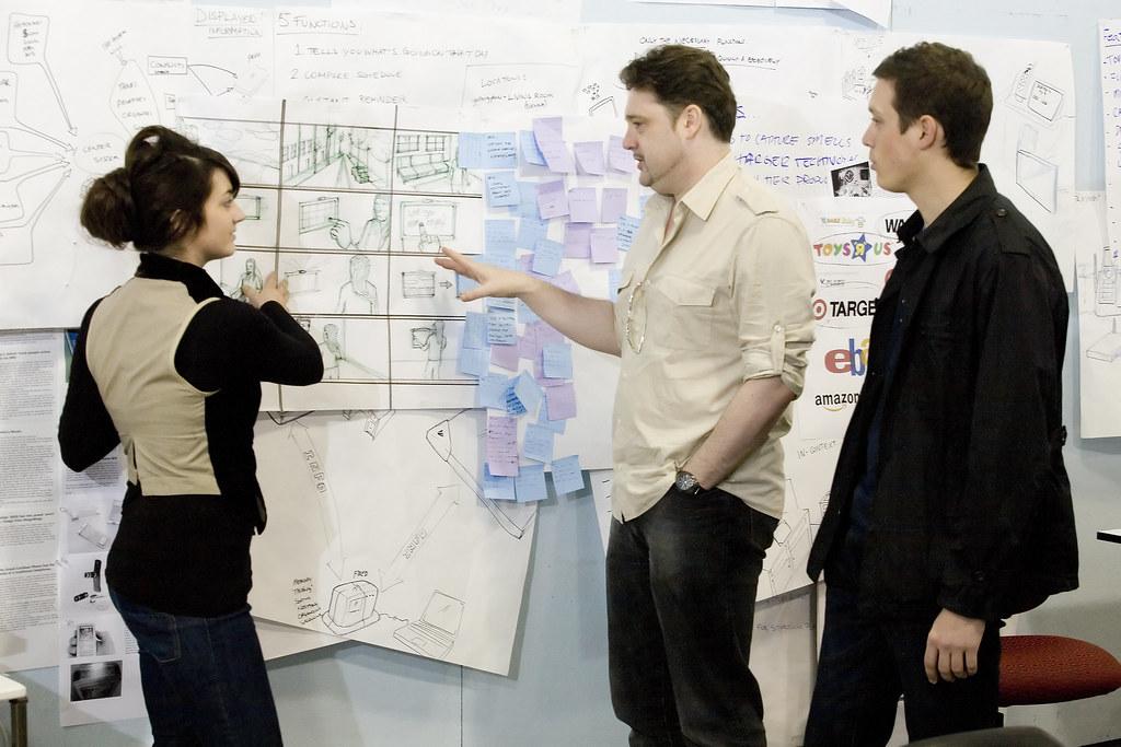 VTech designers' U.S. visit