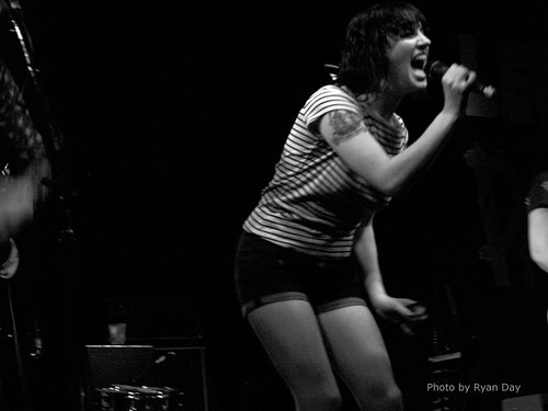 The Long Blondes @ Lee's Palace