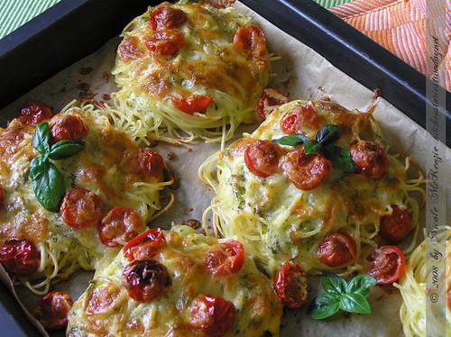 Italienische Spaghettinester