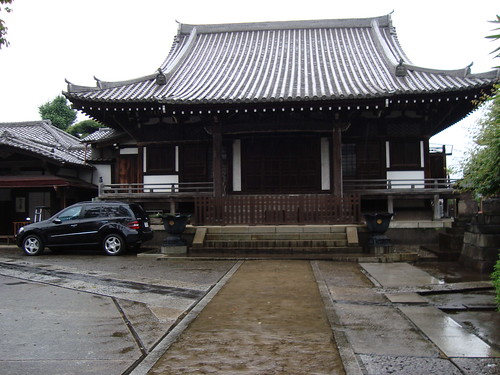 Yakana area temple