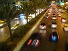 Road (SaudiSoul) Tags: road street cars night king palm saudi riyadh fahad نخل fahd الرياض طريق الملك فهد نخيل