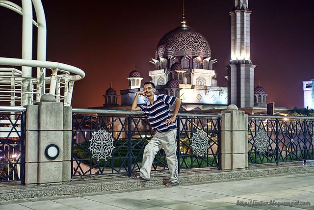 Pakcik G in Putrajaya