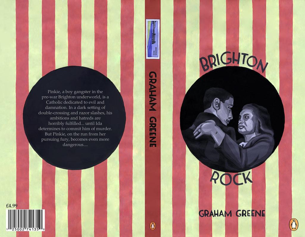 national-read-a-book-day-brighton-rock
